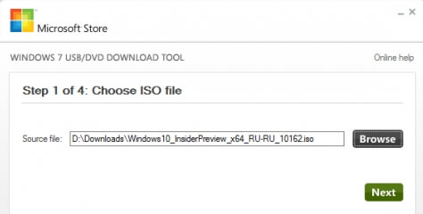 Windows Download Tool