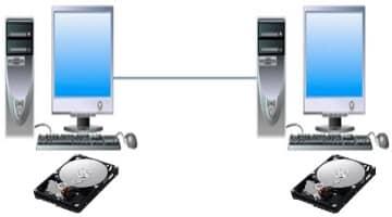 подключить сетевой диск windows 10