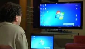 Подключение ноутбука к телевизору hdmi