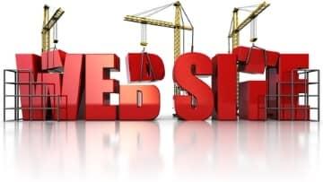как создать веб сайт самому